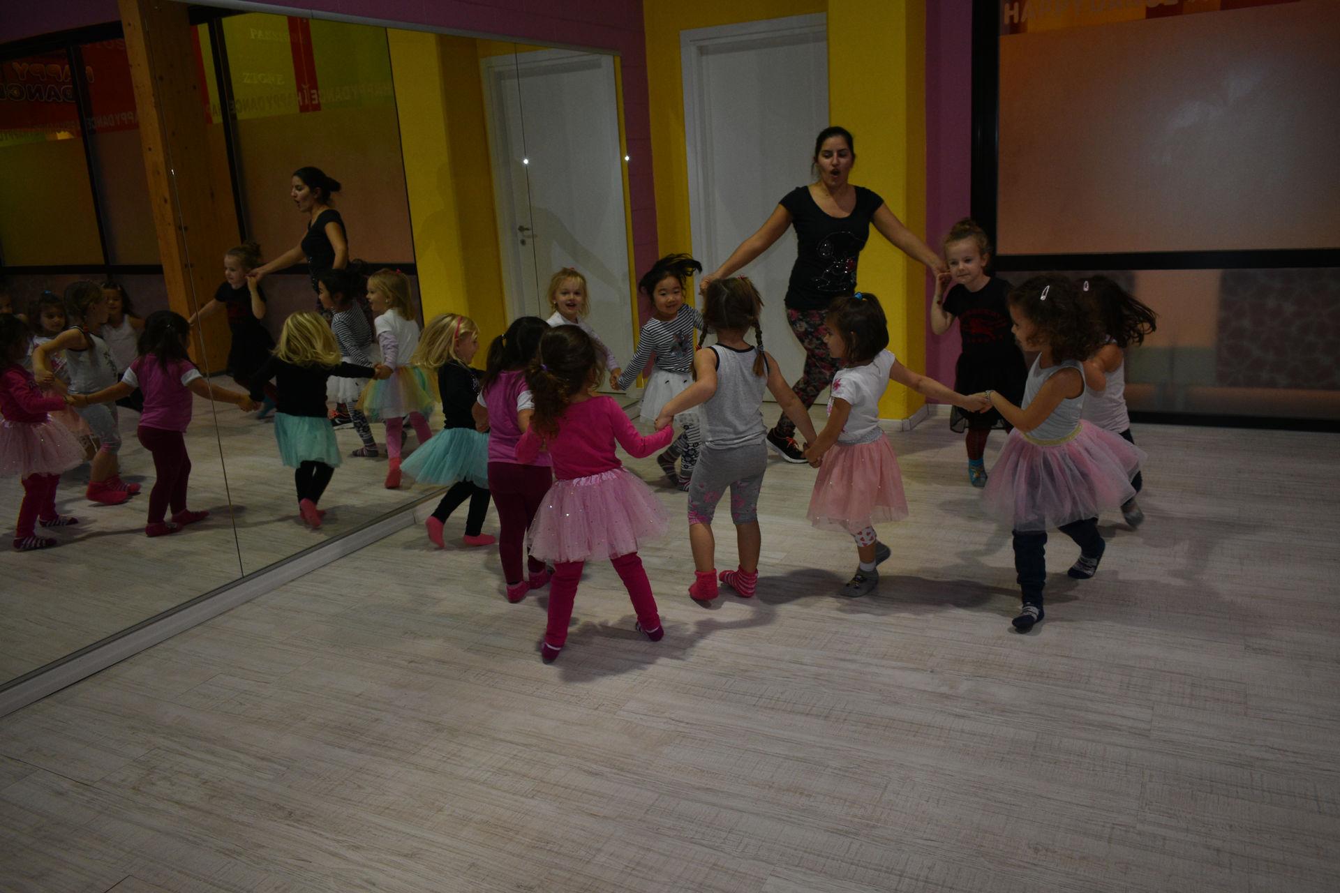 lezione di baby dance