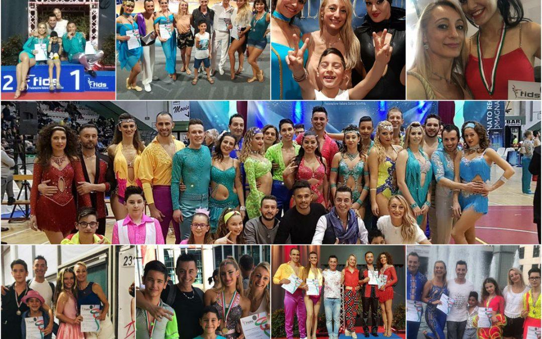 Campionati Italiani per gli allievi dell' Happy Dance!