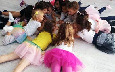 Riparte il corso di Baby Dance a Casalgrande!