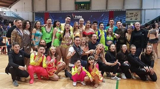coppa italia happy dance