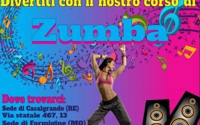 Zumba Open Class all'Happy Dance di Formigine!