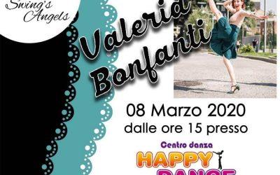 Stage Boogie Woogie con Valeria Bonfanti