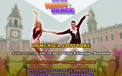 Happy Dance all'Ottobre Sassolese!