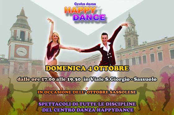 Happy Dance all'Ottobre Sassolese!