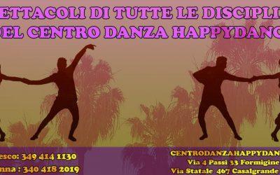 Happy Dance al Settembre Formiginese