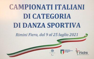 Campionati Italiani per il centro danza Happy Dance